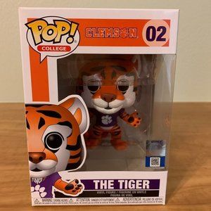 Funko Pop NCAA Clemson The Tiger